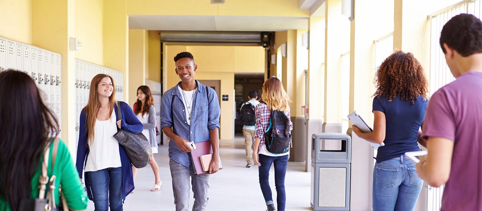 School Bell Class Change Technology