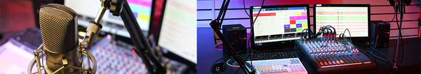 school radio system